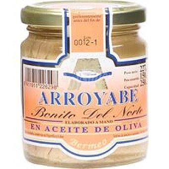 Arroyabe Lomos de bonito en aceite de oliva Frasco 227 g