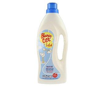 Blancotex Jabón suave blanqueador bebé Botella 1 l