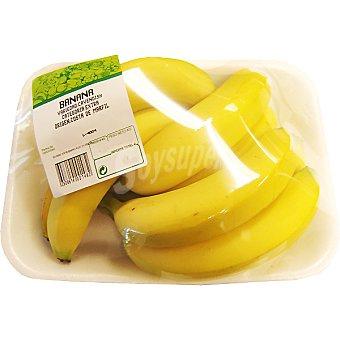 Bananas Bandeja de 1 kg peso aproximado