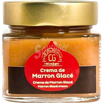 Club del gourmet Crema de marron glacé tarro 285 g tarro 285 g