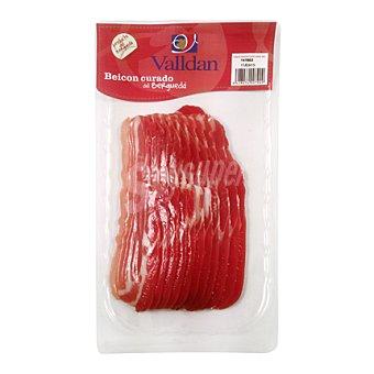 Valldan Bacon curado en lonchas 150 g