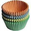 Molde de cupcakes de colores Pack 30 unid Sil
