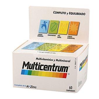 MULTICENTRUM Vitaminas y minerales comprimidos 60 ud