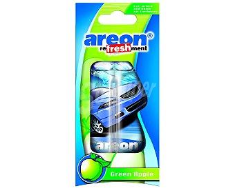 AREON Ambientador, perfumador líquido para colgar, olor manzana 1 unidad
