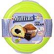 Mini Muffins rellenos de crema de cacao Envase 250 g Codan