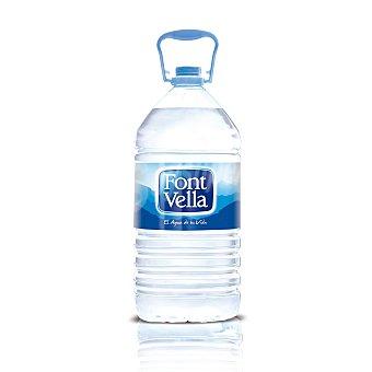 Font Vella Agua mineral Garrafa de 6,25 litros