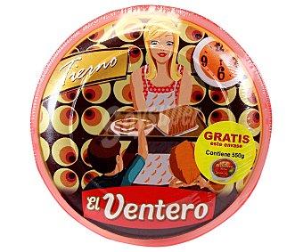 EL VENTERO queso tierno mini pieza 550 g
