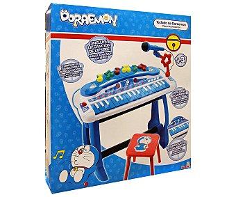 SIMBA Piano Doraemon con luces y microfono 1 Unidad