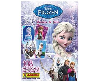 PANINI Archivador para Photocards de la colección Frozen 1 unidad