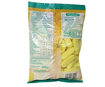 Auchan Caramelos de goma en forma de banana 300 Gramos
