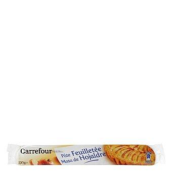 Carrefour Masa de hojaldre 230 g