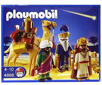 PLAYMOBIL Playset de los Reyes Magos, Modelo 4886 1 Unidad