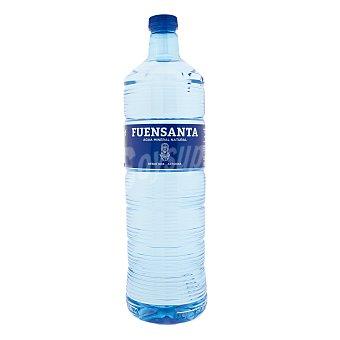 Fuensanta Agua mineral Botella 1.5 l