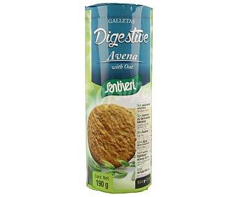 Santiveri Galletas digestive avena 190 g