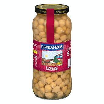 Hacendado Garbanzo cocido Hacendado Tarro 570 g escurrido
