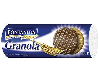 Fontaneda Galletas Fontaneda Granola Chocolate con Leche 300 g