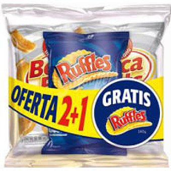 Matutano Bocabits-Ruffles + regalo