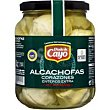 Alcachofa IGP Frasco 400 g Viuda de Cayo