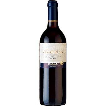 VIÑADRIÁN Vino tinto joven D.O. Rioja Botella 75 cl