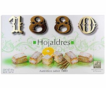 1880 Hojaldres 650 gramos
