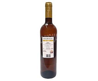 Sierra de frontos Vino blanco con denominación de origen Tenerife FRONTOS botella de 75 centilitros 75cl