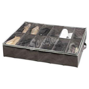 COMPACTOR RAN4481 Organizador de zapatos bajocama en color gris