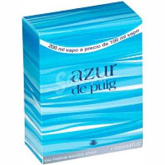 Puig Azur de Puig Colonia para mujer 100 ml