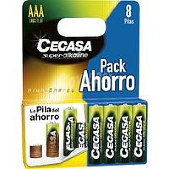 LR03 Ahorro CEGASA Pila Pack 1 unid
