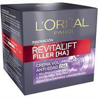 L'Oréal Crema Revitalift Filler Tarro 50 ml
