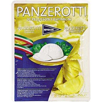 HIPERCOR panzerotti frescos rellenos de requesón y espinacas bandeja 250 g
