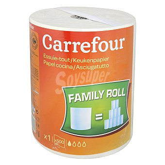 Carrefour Papel cocina Family Roll 1 ud
