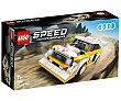 Juego de construcciones 1985 Audi Sport quattro S1 con 250 piezas Speed Champions 76897  LEGO