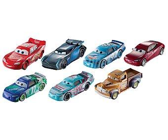 Cars Disney Surtido de coches Cars 3 en miniatura, escala 1:55 pixar
