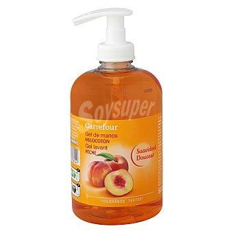 Carrefour Jabón líquido de manos perfume melocotón 500 ml