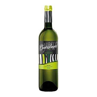 Cuatro Rayas Vino D.O. Rueda blanco verdejo ecológico 75 cl