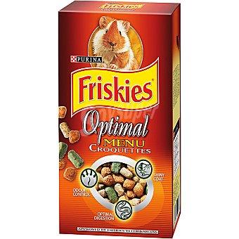 FRISKIES OPTIMAL MENU Croquettes para cobayas estuche 400 g Estuche 400 g