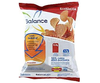 DiaBalance Pascual Snack sabor barbacoa GlucActive 30 g