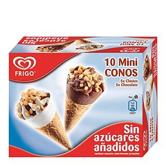 Frigo Helado mini cono sin azúcar añadido 6 ud