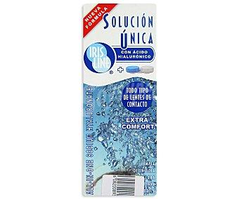 Iris Line Solución Isotónica para limpiar e hidratar lentes de contacto, 360ml