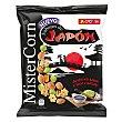 Mister corn sabores de japón cocktail frutos secos  bolsa 170 gr Grefusa
