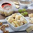 Snack mixto queso parmesano, cheddar mature y gouda curado Bote de 160g Juan Luna