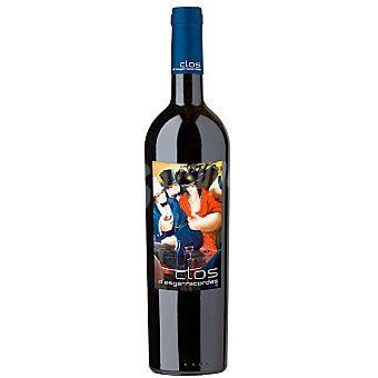 CLOS D'ESGARRACORDES Vino tinto barrica de Castellón botella 75 cl