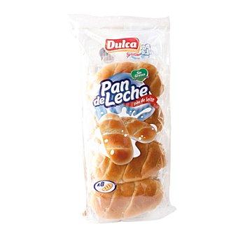 Dulca Pan de leche 8 unidades