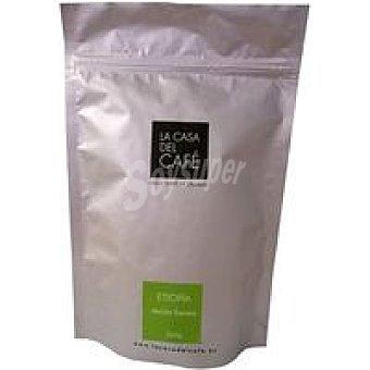 LA CASA DEL CAFÉ Café molido de Etiopía bolsa 250 g