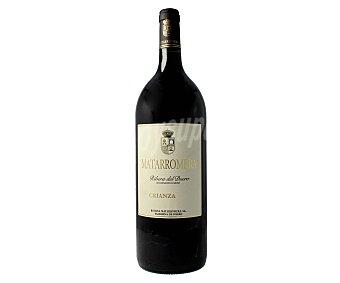 Matarromera Vino tinto crianza con denominación de origen Ribera del Duero 1,5 litros