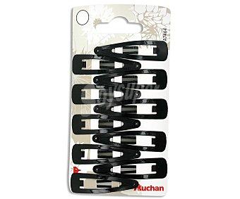 Auchan Horquillas de clip 10 uds