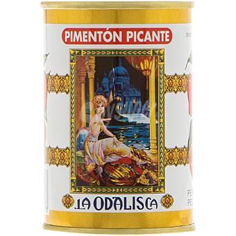 Odalisca Pimentón picante Bote 125 g