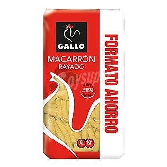 Gallo Macarrones rayados 750 g