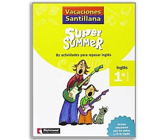 SANTILLANA Super Summer 1 1 Unidad