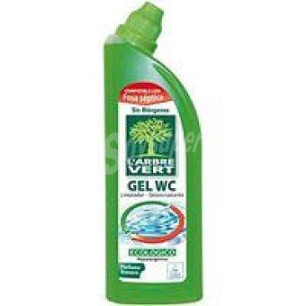 L'ARBRE VERT Gel wc perfume romero ecológico l'arbre Botella 750 ml
